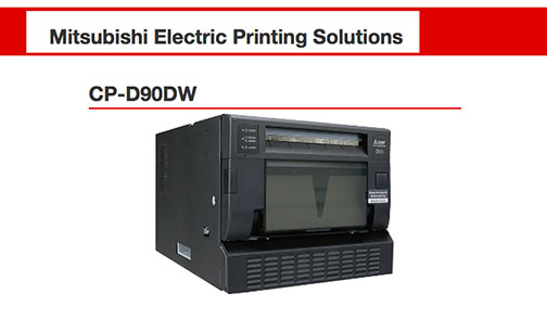 printer ebay digital sub itm dye color mitsubishi s