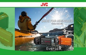JVC-Everio-R-Camcorder-Banner
