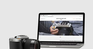 Hasselblad-e-commerce-store