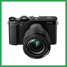 Fujifilm Launches X-A1 Entry-Level CSC with 16 3MP APS-C CMOS Sensor