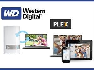 WD Plex Media Server App Organizes and Streams Photos, Videos