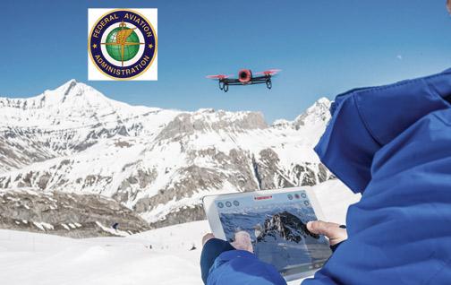 Consumer Drone FAA Registration Required Starting Dec  21, 2015