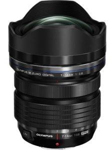 Olympus M.Zuiko Digital ED 7–14mm 1:2.8 Pro