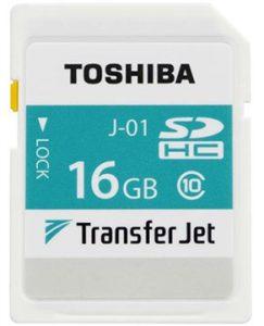Toshiba-TransferJet-SDHC