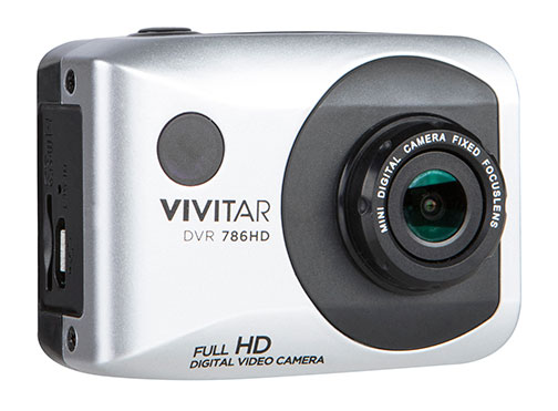 Vivitar's New Wi-Fi Drone & Action Cams - Digital Imaging Reporter