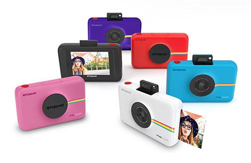 94b614ffba789 Polaroid Snap Touch Next-Gen Instant Digital Camera - Digital ...