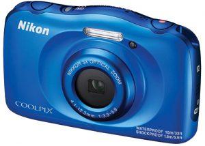 Nikon-W100_Blue-left