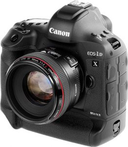 Canon-EOS-1D-X-Mark-II-left