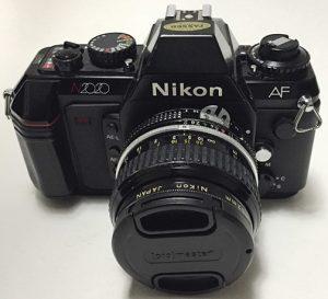 Nikon N2020, 1986