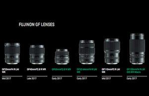 Fujinon-GF-Lens-line