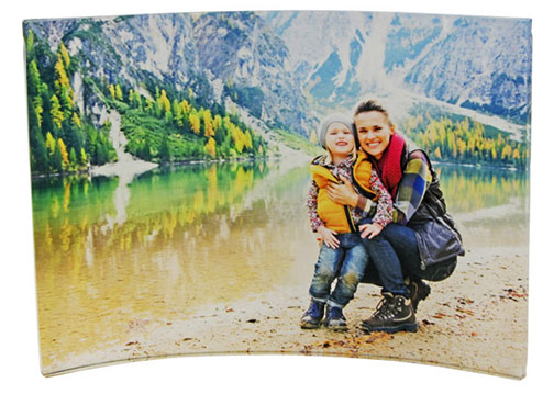 Condé Systems Curved Acrylic Photo Panels - Digital Imaging Reporter
