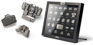 Nikon-100th-Anniversary-Pins