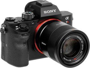 Sony-Alpha-a7R-II-right