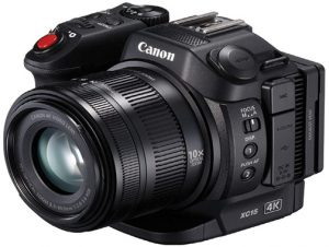 Canon-XC15-left