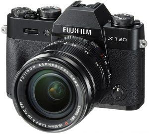 Fujifilm-X-T20-black-left