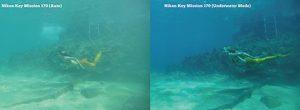 Nikon-KeyMission-170-Comparison