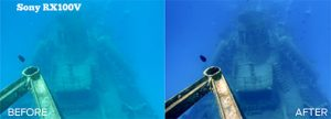 Sony-RX100-V-Before-After-Scuba