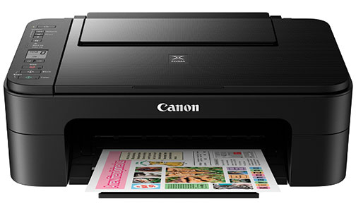 Canon Pixma TS-Series Wireless AiO Printers - Digital