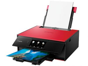 Canon-Pixma-TS9120-op-red
