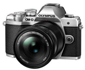 Olympus-OM-D-E-M10-Mark-III-silver-black