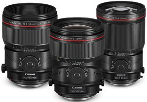 Canon-TS-E-Macro-Tilt-shift-lenses
