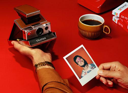 Polaroid-SX-70