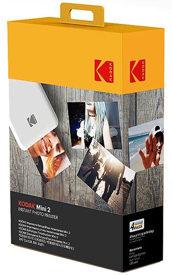 Kodak Mini 2 Instant Photo Printer Unveiled Digital Imaging Reporter