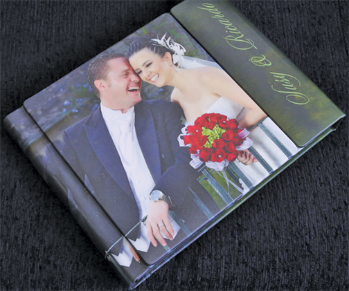 To Have And To Hold Wedding Photo Albums Digital Imaging Reporter
