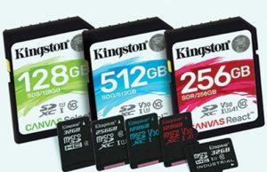 Kingston-Canvas-SD-MicroSD-Card-Family