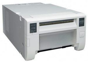 Event Printers Mitsubishi-CP-D80DW-side