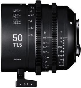 Sigma-50mm-T1.5