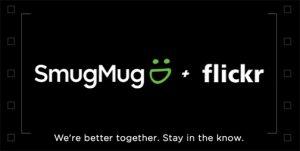 SmugMug-Flickr-Logos