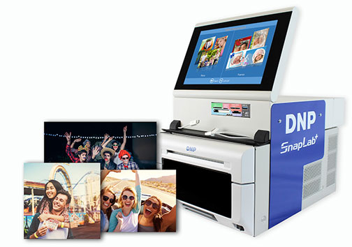 DNP Updates Snap Lab Mini Photo Printing Kiosk Software - Digital
