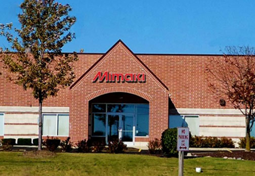 Mimaki USA Opens Midwest Region Technology Center - Digital