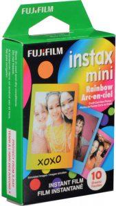 Fujifilm-instax-mini-Rainbow-film