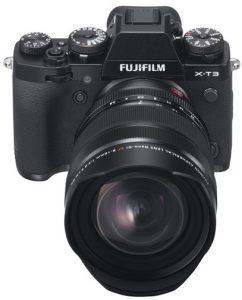 Fujfilm-X-T3-black