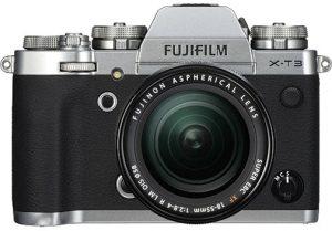 Fujfilm-X-T3-front