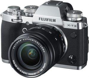 Fujfilm-X-T3-left