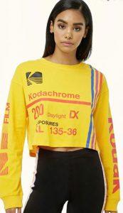 Kodak-Forever-21-longsleeve