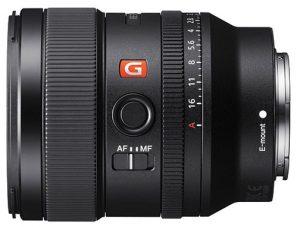 Sony-24mm-F15-GM-left-SEL24F14GM_B