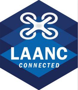 FAA-LAANC-Connected-Logo