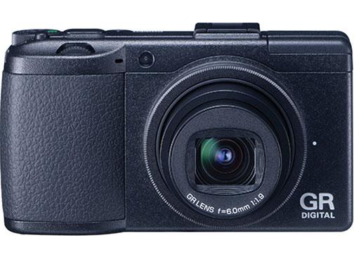 Ricoh GR III High-End Compact Camera Revealed - Digital