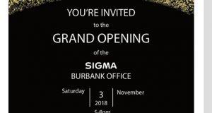 Sigma-Burbank-Invite