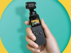 DJI-Osmo-Pocket-on