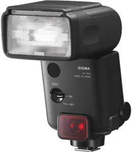 Sigma-EF-630 shoe-mount flash