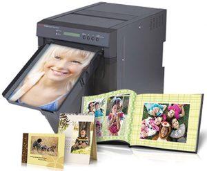 Kodak-D4600 photo book printing