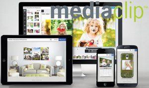 Mediaclip application