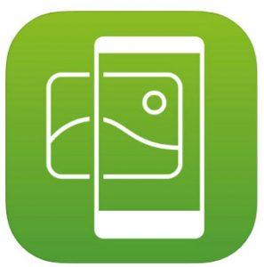 WhileWall AR app