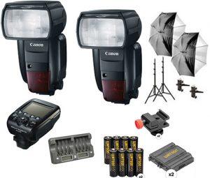 Professional lighting systems Canon-Speedlite-600EX-II-RT-Two-Flash-Kit-Rev