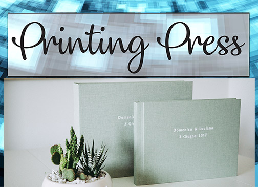 Printing Press: Unforgettable Wedding Albums to Cherish for a